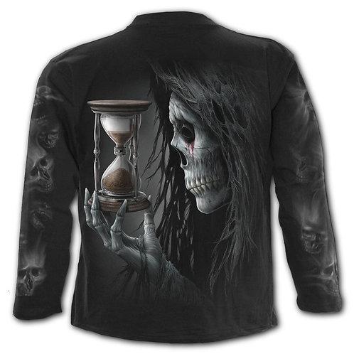REQUIEM - Longsleeve T-Shirt Black