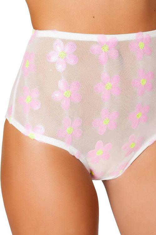3472 - High Waisted Shorts