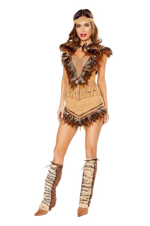 10117 - 3pc Cherokee Inspired Hottie