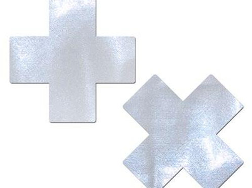 P101 - 2pc Criss Cross Pasties
