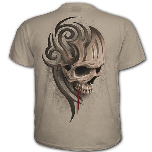 DEATH ROAR - T-Shirt Stone (Plain)