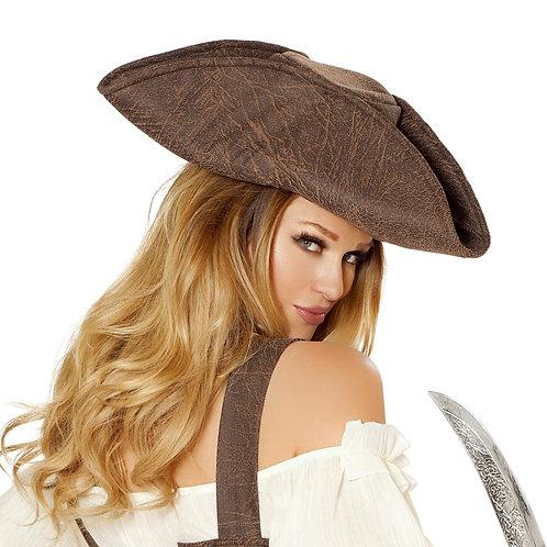 H4575 Beautiful Pirate Maiden Hat
