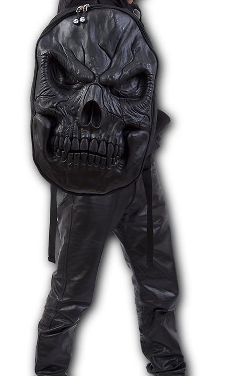 SHADOW MASTER - Back Pack - 3D Latex with Laptop Pocket