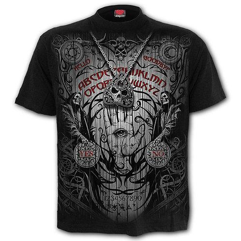 SPIRIT BOARD - T-Shirt Black