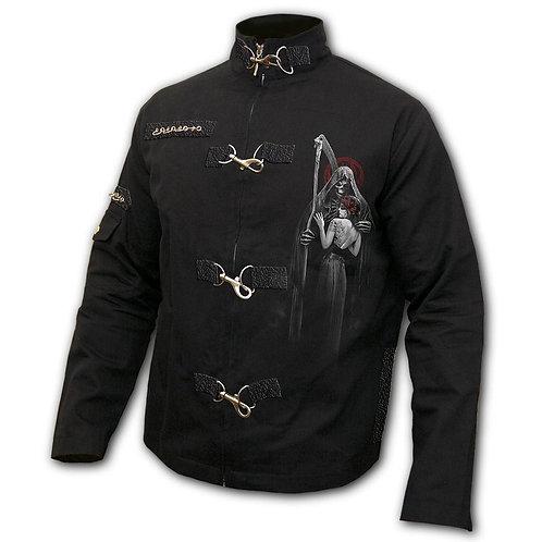 DEAD KISS - Orient Goth Jacket Black (Plain)