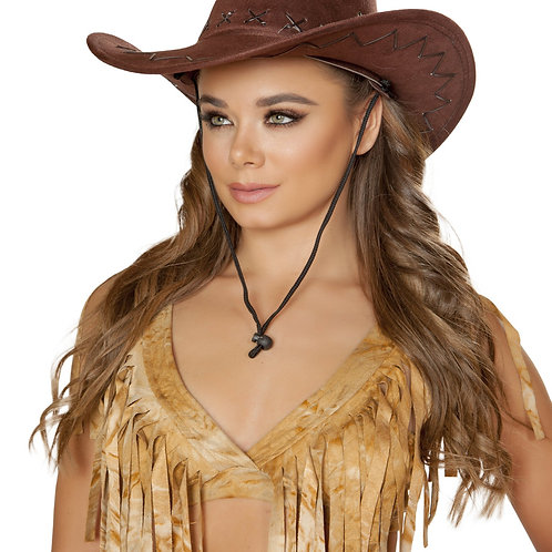 H4361 Pinup Sheriff Hat