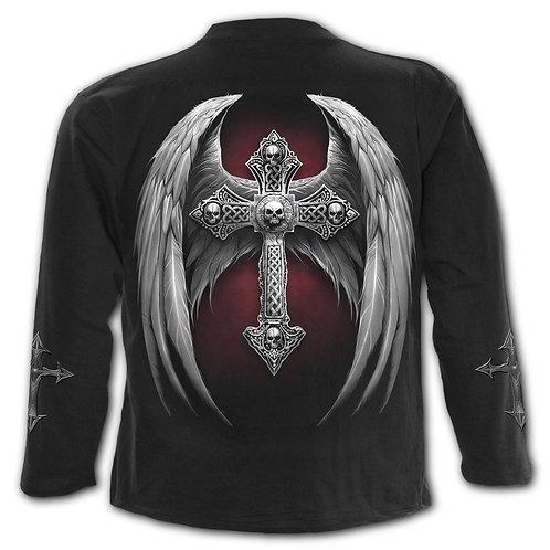 ABSOLUTION - Longsleeve T-Shirt Black