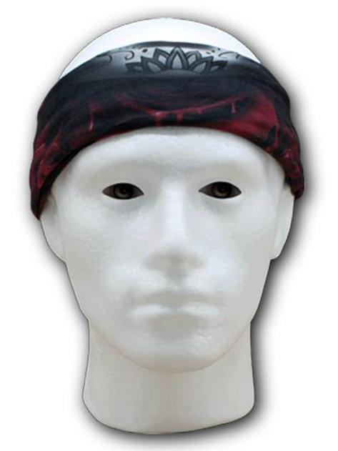 BLOOD ROSE - Multifunctional Face Wraps