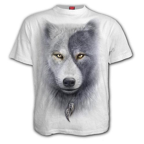 WOLF CHI - T-Shirt White (Plain)