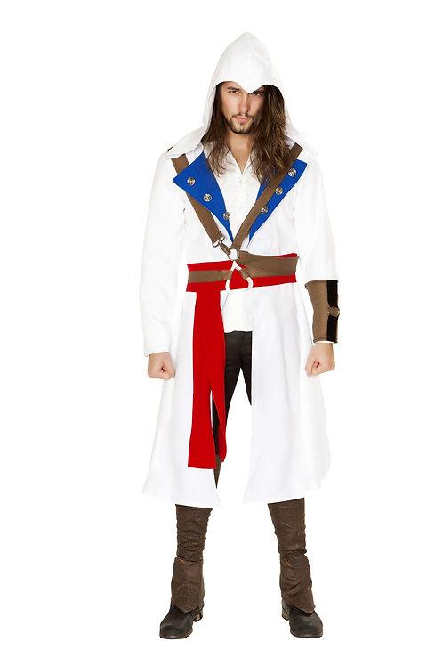 4844 - 3pc The Assassins Warrior