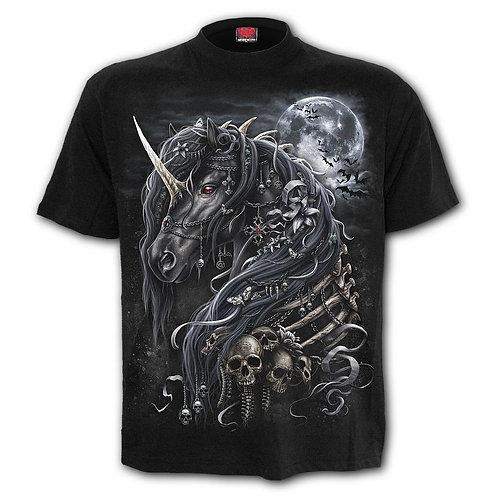 DARK UNICORN - T-Shirt Black