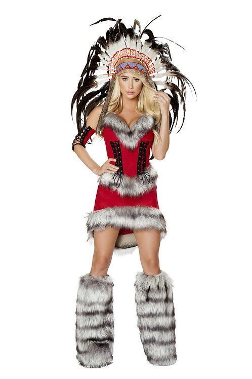 4705 - 3pc Native American Babe