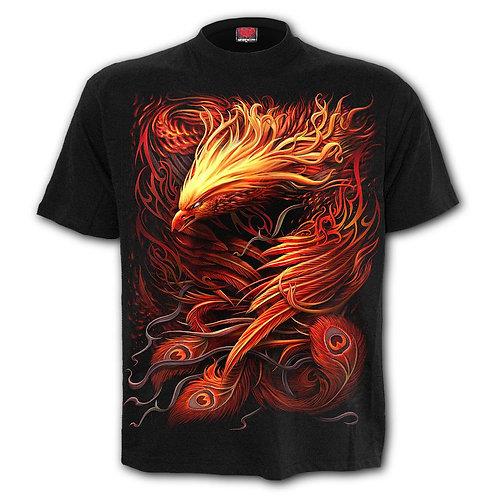 PHOENIX ARISEN - T-Shirt Black