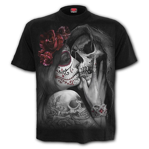 DEAD KISS - T-Shirt Black