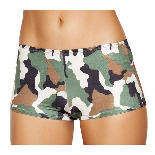 SH225 Camouflage Boy Shorts