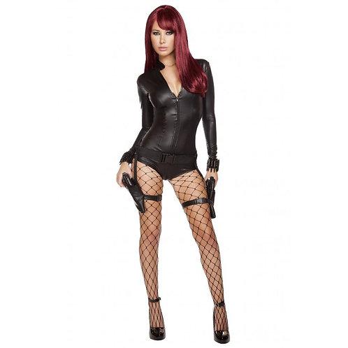 4595 - 2pc Hot Hitwoman