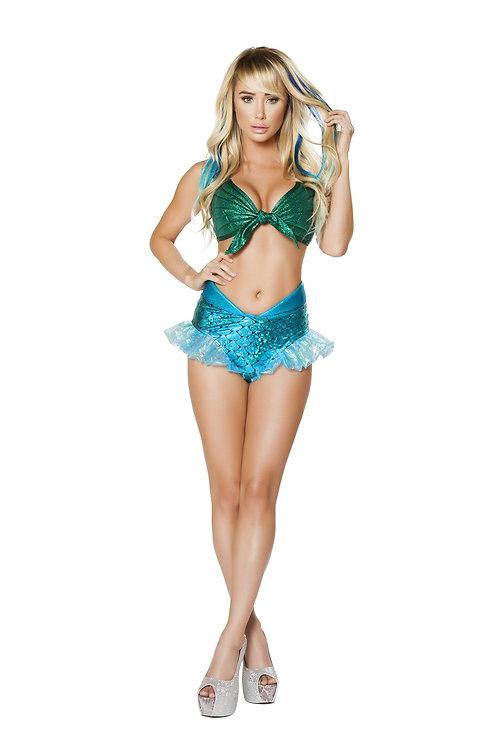 4668 - 2pc Mermaid Jewel