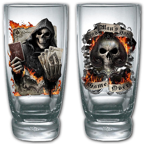 ACE REAPER - Water Glasses - Set of 2
