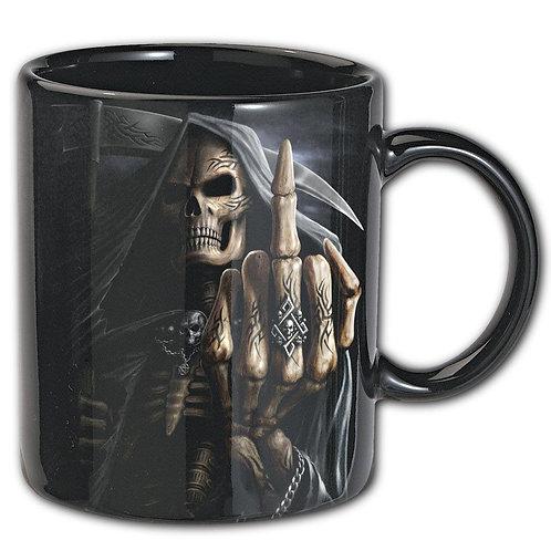 BONE FINGER - Ceramic Mugs 0.3L - Set of 2