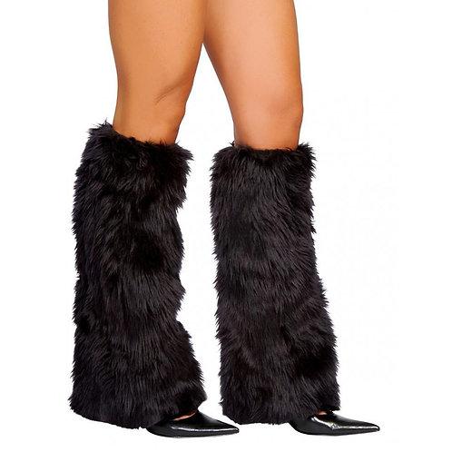 C121 - Fur Boot Covers