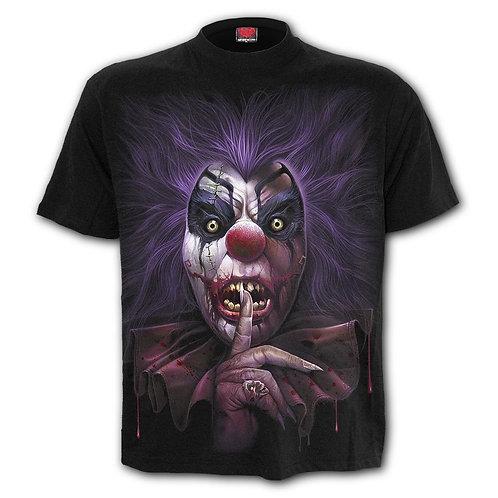 MADCAP - T-Shirt Black