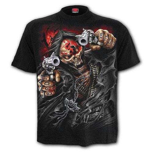 5FDP - ASSASSIN - T-Shirt Black