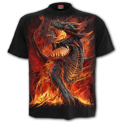 DRACONIS - Kids T-Shirt Black (Plain)