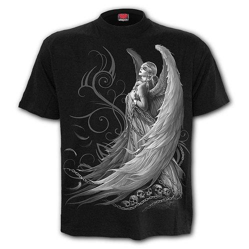 CAPTIVE SPIRITS - T-Shirt Black