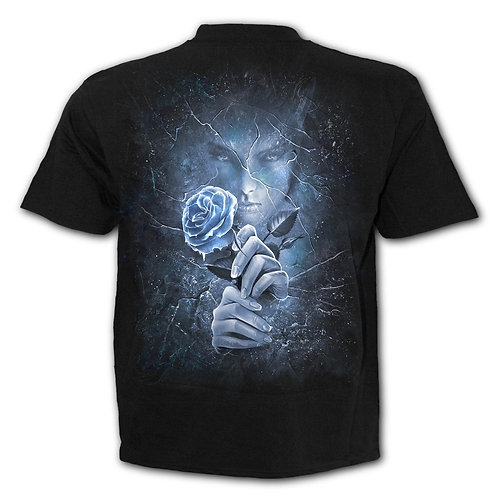 ICE QUEEN - T-Shirt Black