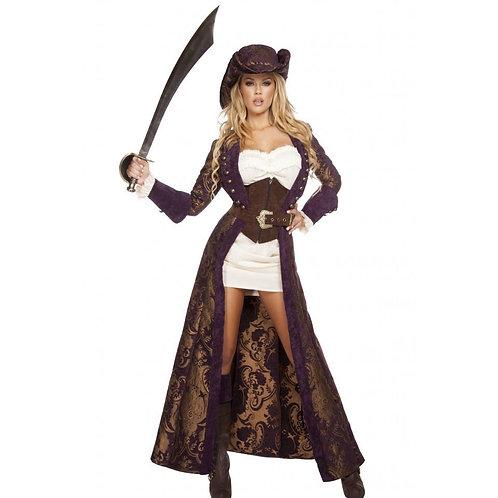4574 - 6pc Decadent Pirate Diva