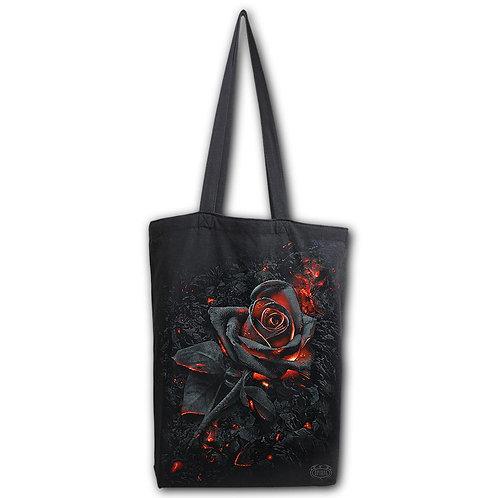 BURNT ROSE - Bag 4 Life - Canvas 80z Long Handle Tote Bag