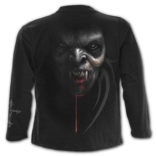 AWAKENING - Longsleeve T-Shirt Black