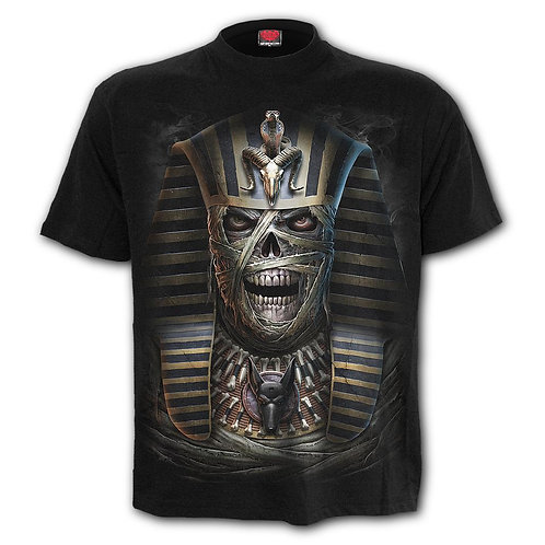PHARAOH'S CURSE - T-Shirt Black