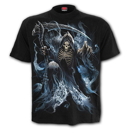 GHOST REAPER - T-Shirt Black