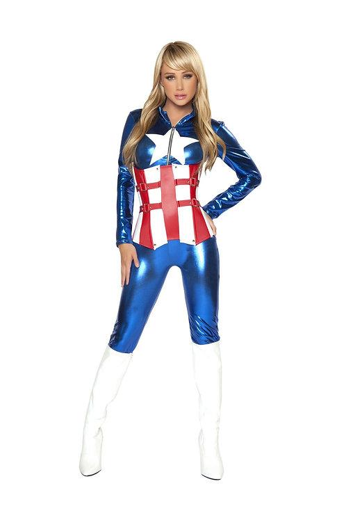 4345 - 2pc Sexy American Hero