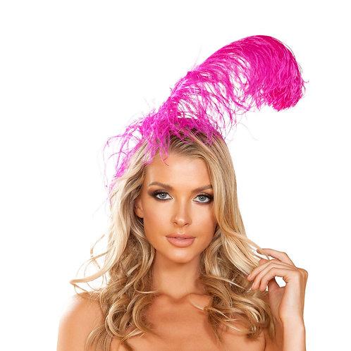 4953 - Feather Headband