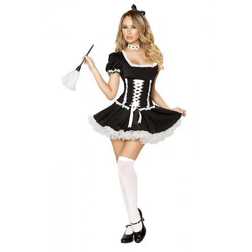 4537 - 4pc Mischievous Maid Costume