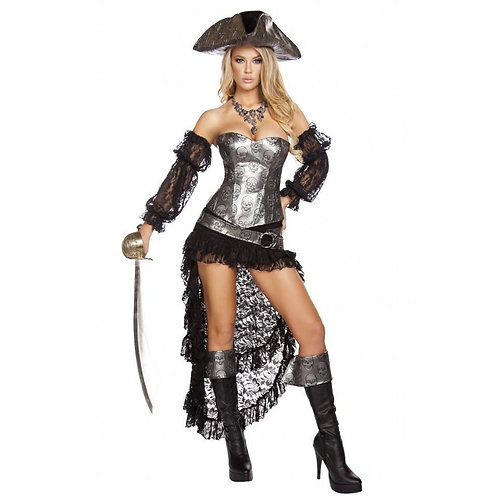 4572 - 4pc Deadly Pirate Captain
