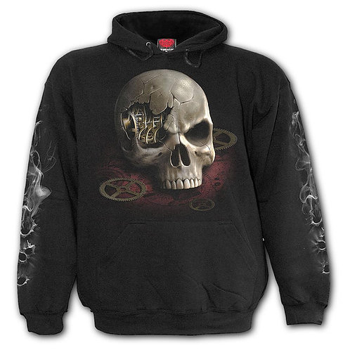 STEAM PUNK BANDIT - Kids Hoody Black (Plain)