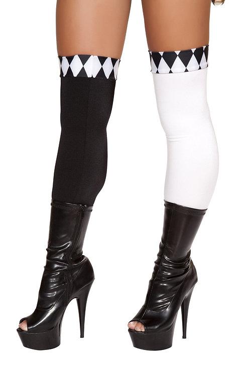 ST4673 - Wicked Jester Stockings