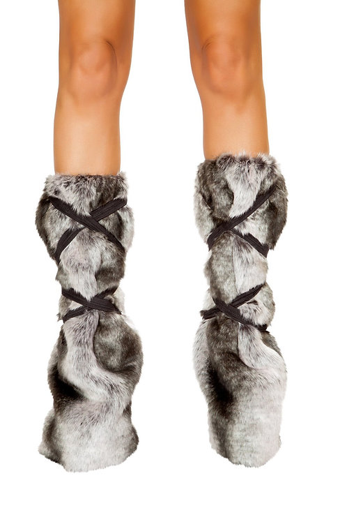 4808 - Pair of Strappy Leg Warmers