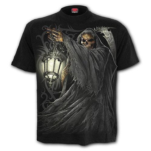 DEATH LANTERN - T-Shirt Black