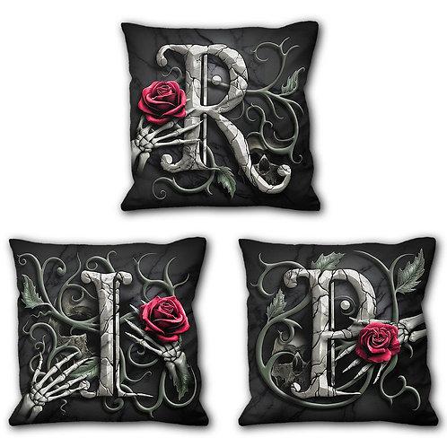 R.I.P. - Square Cushion (Set of 3)