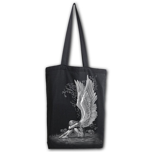 ENSLAVED ANGEL - Bag 4 Life - Canvas 80z Long Handle Tote Bag