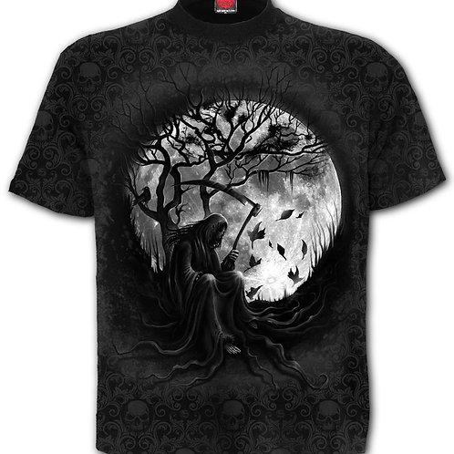 KILLING MOON - Scroll Impression T-Shirt