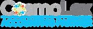 CosmoLex certified accounting partner badge