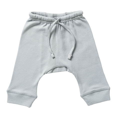 ORGANIC COTTON DROP CROTCH PANTS - BABU
