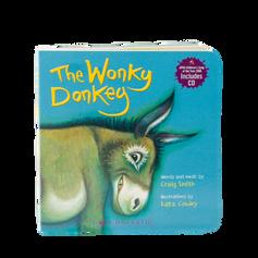 THE WONKY DONKEY - SCHOLASTIC