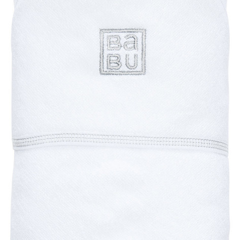 HOODED BATH TOWEL - BABU