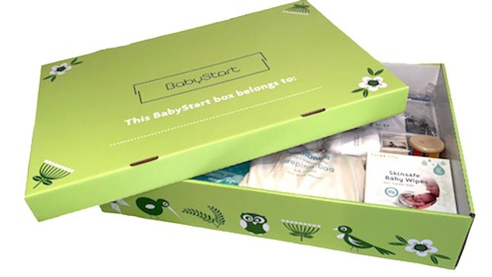 Donate a BabyStart Box
